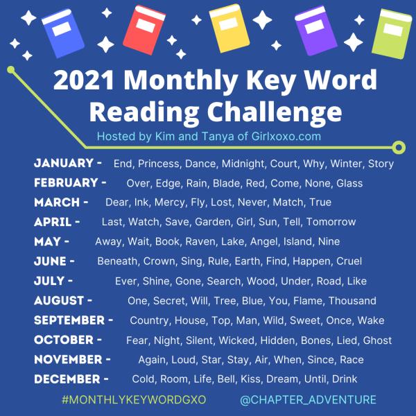 2021 Key Word Reading Challenge