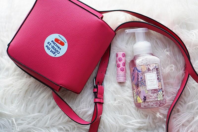 Fave Sephora Lip Scrub Lilac Handsoap