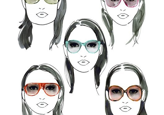 The Perfect Glasses For Your Face Shape Amp Personality