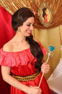 Inspired Elena of Avalor Greensboro Princess Party