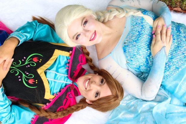 Frozen Inspired Princess Party Nashviille