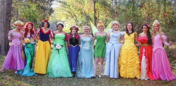 Jacksonville Princess Party