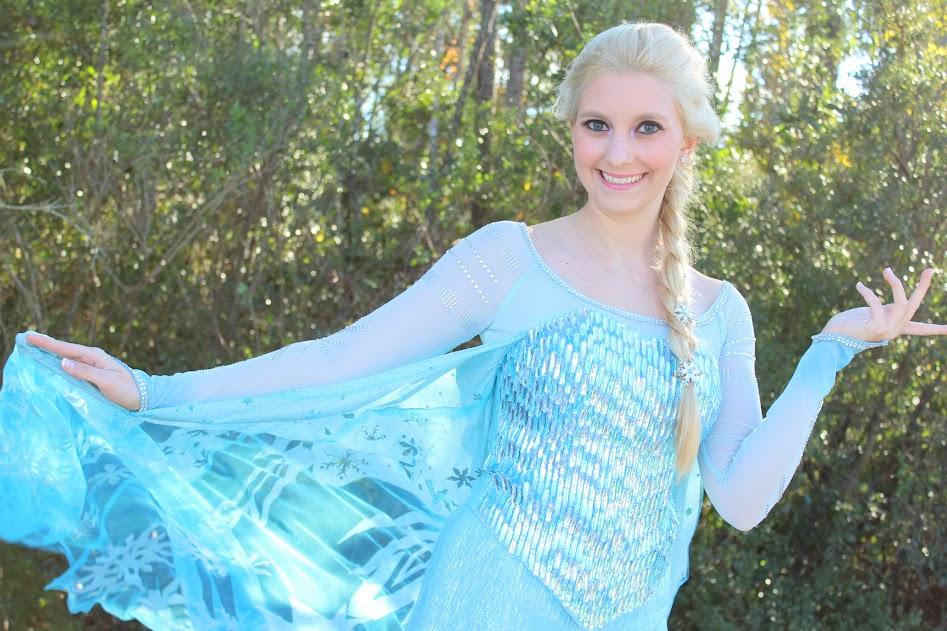 Frozen Inspired Birthday Party Jacksonville