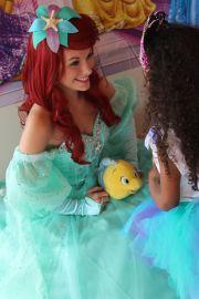 Ariel Little Mermaid Princess Character for Birthday