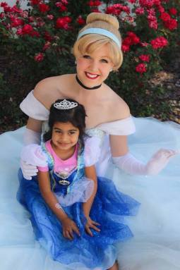 Cinderella Princess Party 2