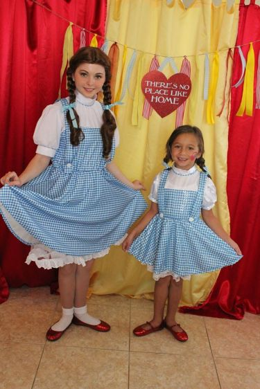 Jacksonville Dorothy Wizard of Oz Birthday Party