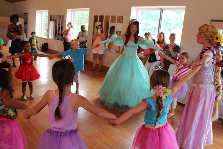 Sing and Dance Along Princess Party