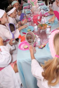 St Augustine Sweet Spa Facials Birthday Party
