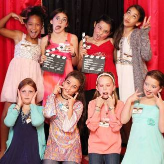 St Augustine Tween Party Red Carpet Theme