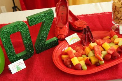 Jacksonville Wizard of Oz Birthday Party 2
