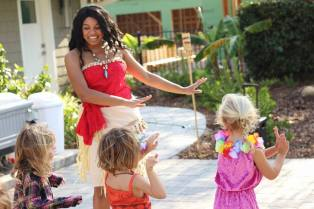 Moana Birthday Party Theme