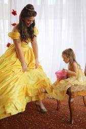 Belle Princess Party Beauty and the Beast St Augustine