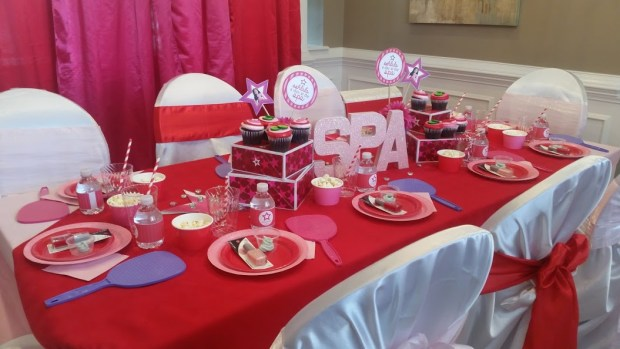 American-Girl-Doll-St Augustine-Spa-Party