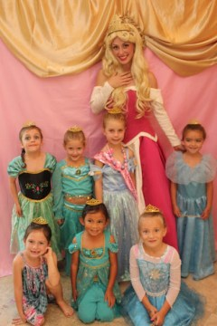 Sleeping Beauty Aurora Inspired Princess Party