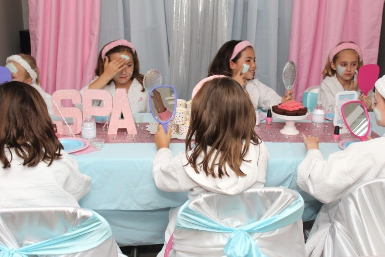 St Augustine Spa-Party-Kids-Birthday