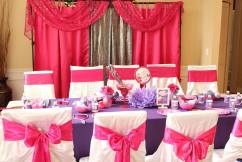 Diva Spa Party Planner