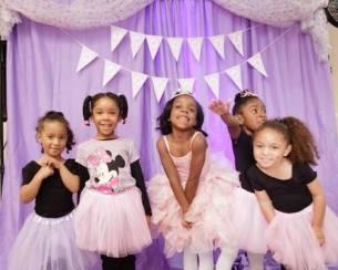 Prima Ballerina Tea Party 3