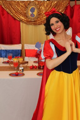 Snow White Princess Party Planner Florida