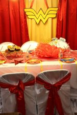 Wonder Woman Birthday Party