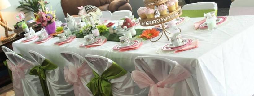 Tinkerbell Tea Party Birthday