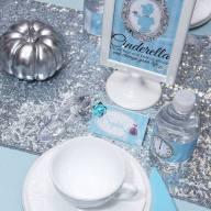 Cinderella Princess Birthday Party