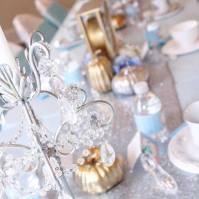 Cinderella Sparkle Birthday Party Decor