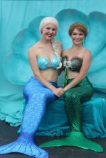 Frozen Elsa Anna Mermaids Feel the Wheels 206