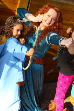 Merida Brave Princess Party