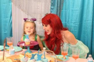 Mermaid Birthday Party