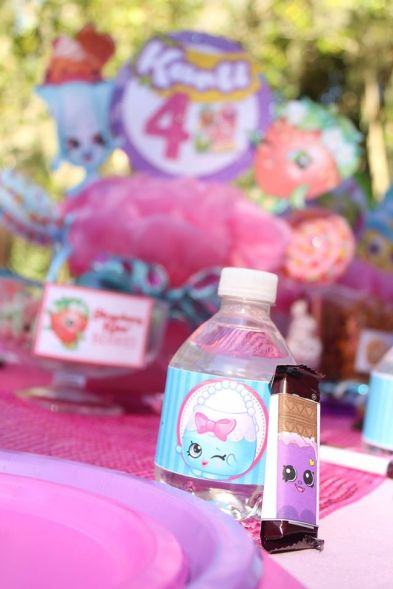 Shopkins Party Planner