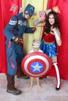 Superhero Avengers Birthday Party