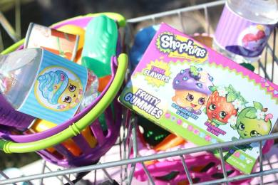 Shopkins Decor