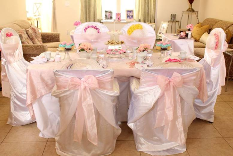Birthday Tea Party For Kids By Girly Girl Parteas Party Planner