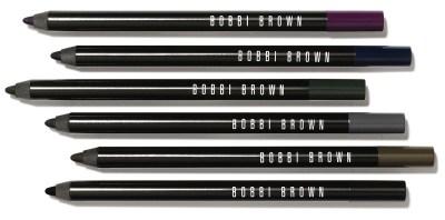 Bobbi Brown Long Wear Eye Pencil Jet Review & Swatch