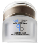 Pure Biology Anti Aging Night Cream