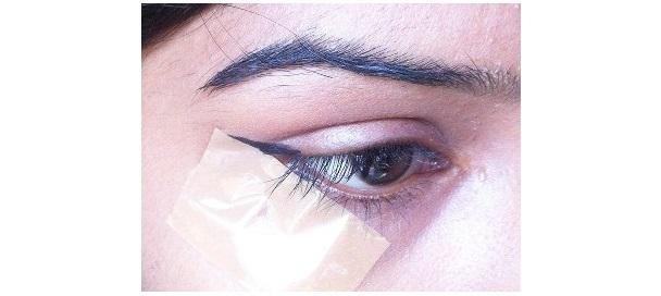 Winged Eyeliner 2