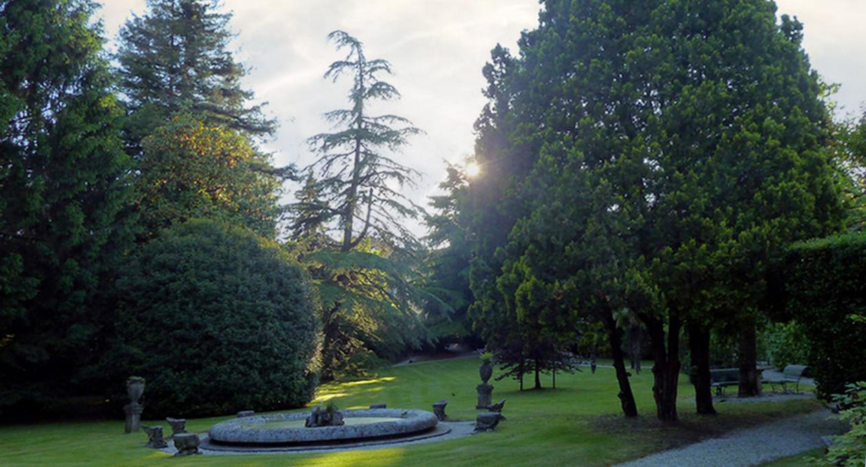 Giardino In Città Udine udine: il giardino di palazzo antonini (ex banca d'italia