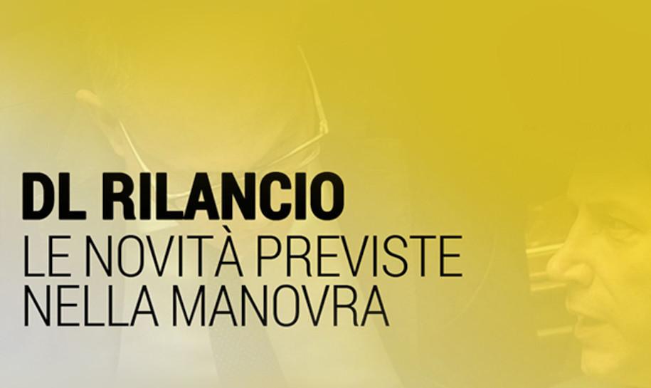 Decreto Rilancio: misure urgenti in Italia (14 maggio 2020)