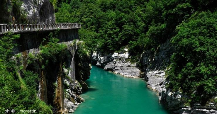 Riapre al pubblico, dal 30 maggio, la vecchia Strada della Valcellina, con il Trenino della Valcellina e il Ponte Tibetano