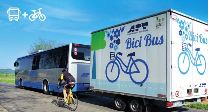 Torna il BiciBus sulla tratta Cormons-Gorizia-Grado. La libertà delle due ruote e il servizio del bus