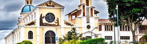 El encanto de sus parroquias