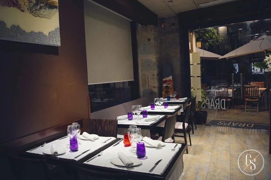 Restaurant Draps Girona