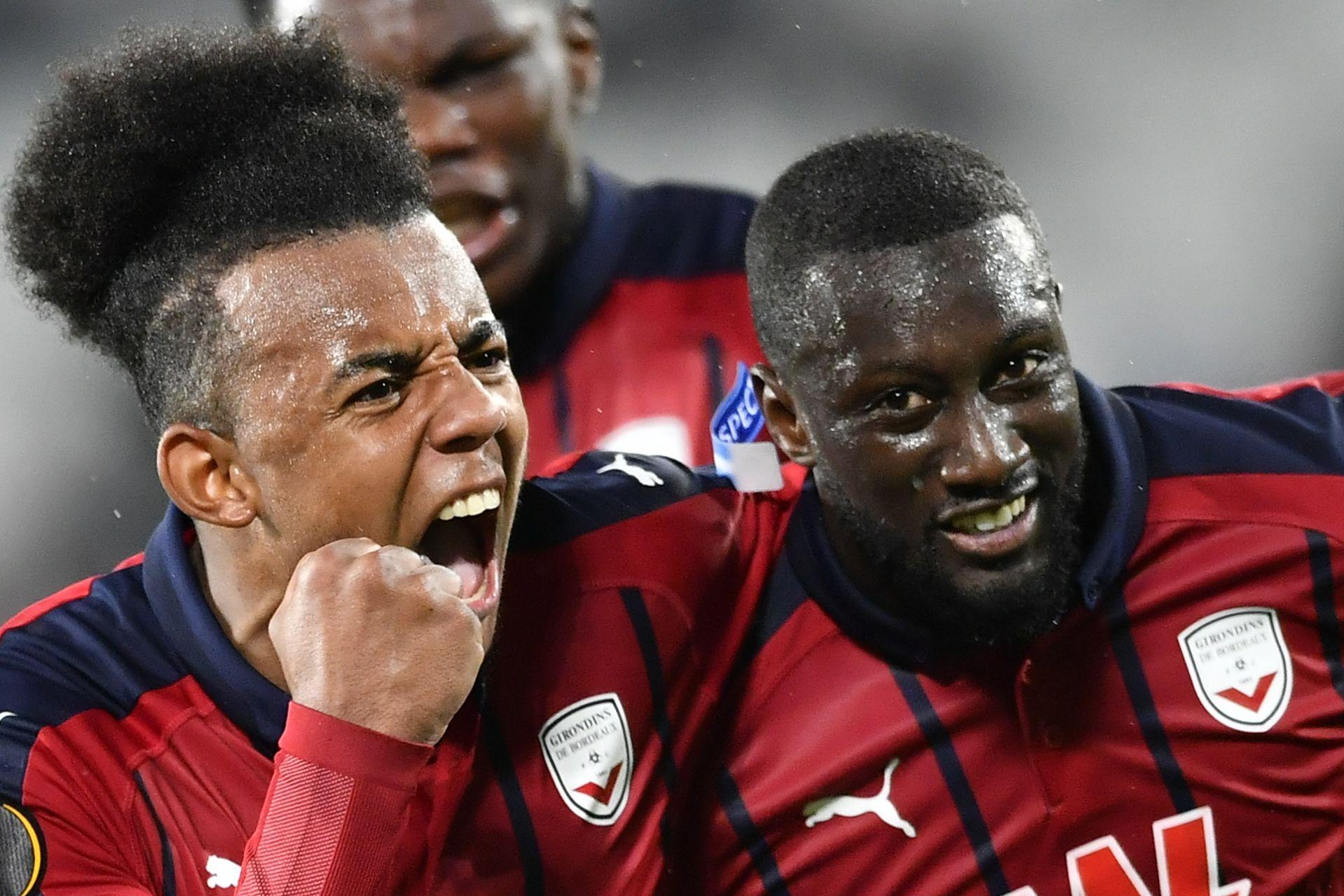 """Player picture of jules koundé. Benoit Trémoulinas : """"Le prochain joueur formé à Bordeaux ..."""