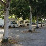 Parcheggio a Senigallia per il Jamboree con Silver
