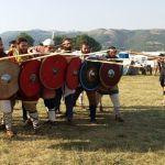 Rievocazione al Montelago Celtic Festival