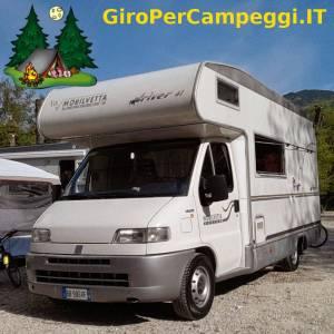 In Giro Per Campeggi. Il Nostro Primo Camper