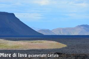 #10domandeperunviaggio - Islanda - mare di lava