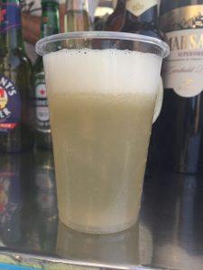 Palermo - limonata col sale