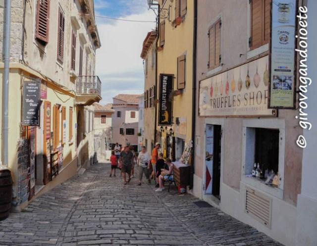 Il nostro viaggio on the road tra Croazia e Slovenia - Motovun