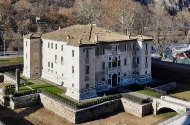 Cosa vedere a Trento - Palazzo delle albere